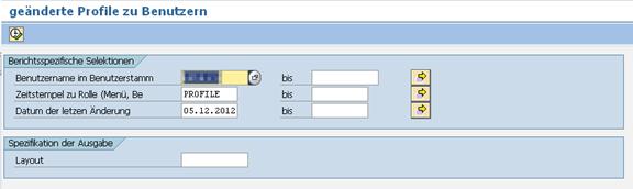 Rollenänderungen auf der Spur mit den SAP Transaktionen SQVI und PFCG