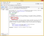 SAP Heartbleed Zenmap