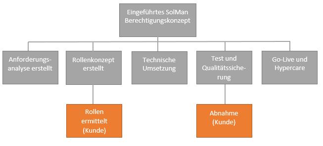 Berechtigungskonzept für den SAP Solution Manager (SolMan)