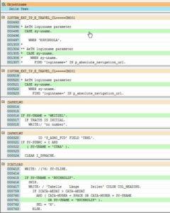 Hart kodierte ABAP Benutzernamen ermitteln 3