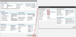 SAP Kernel Version GUI