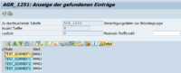 Transaktionen mit Nutzerzuordnung (SE16N)