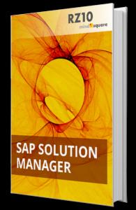 E-Book SAP Solution Manager