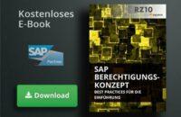 E-Book Template_SAP Berechtigungskonzept
