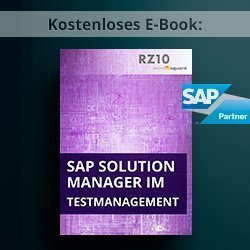 E-Book SAP Solution Manager Testmanagement