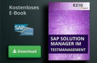 E-Book SAP Solution Manager im Testmanagement