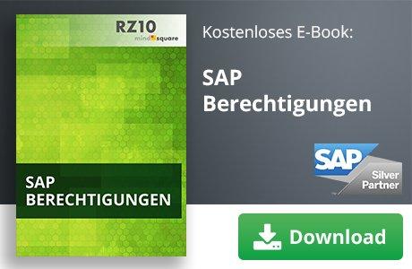 SAP Berechtigungen