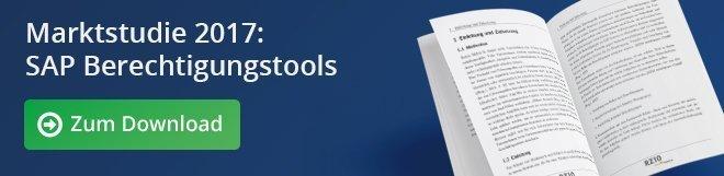 Marktstudie SAP Berechtigungstools