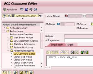 DBACOCKBIT SQL Query