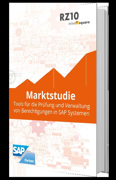 Marktstudie Tools für die Prüfung und Verwaltung von Berechtigungen in SAP Systemen