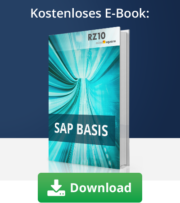rz10 - SAP Berechtigungen, Solution Manager & SAP Basis