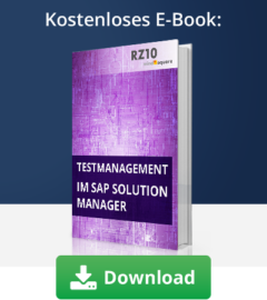 E-Book Testmanagement im Solution Manager