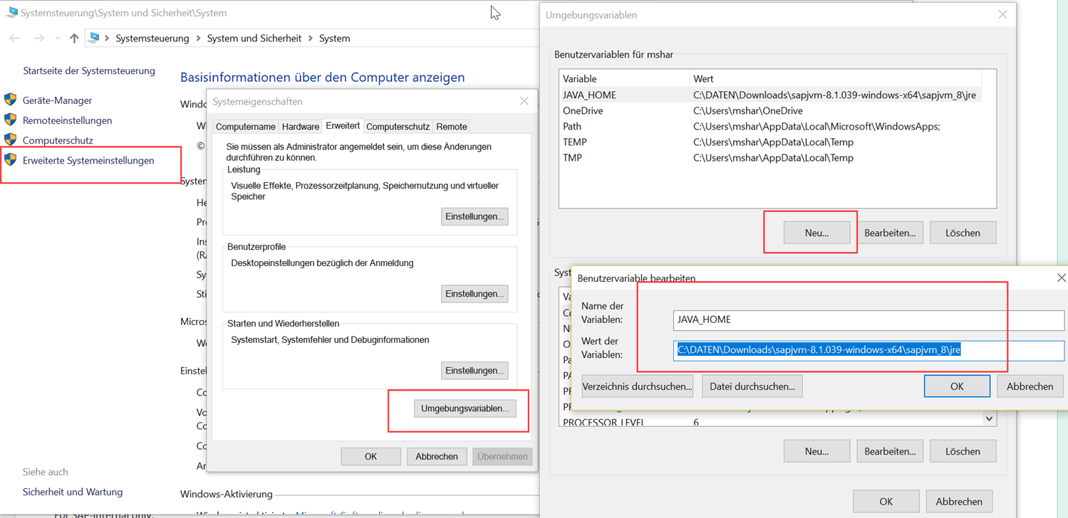 SAP HANA DB to go - HANA 2 0 Express Edition als VM installieren