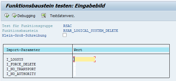 RSAR_LOGICAL_SYSTEM_DELETE