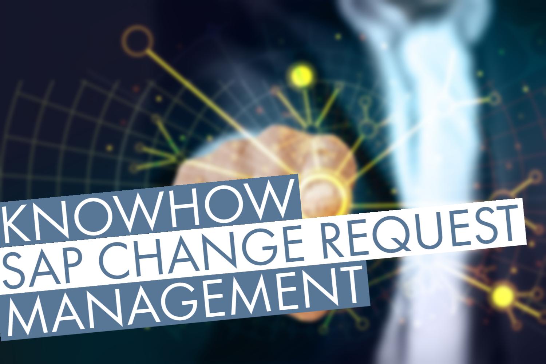 SAP Chance Request Management