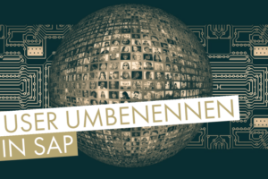 SAP User umbenennen