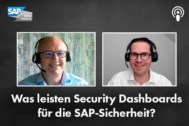 Was leisten Security Dashboards für die SAP-Sicherheit?
